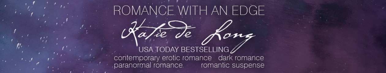 Erotic Romance Writer Katie De Long