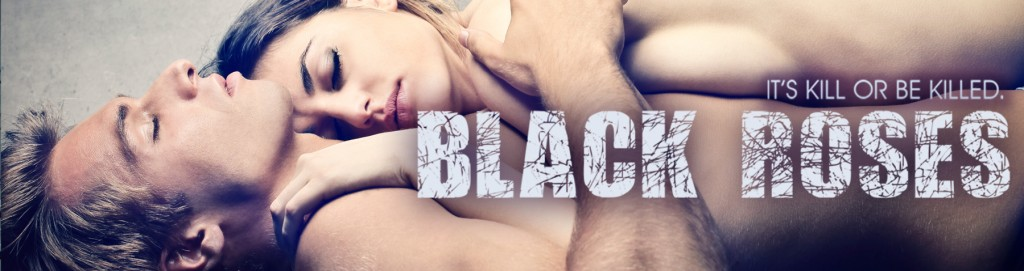 Black Roses Banner