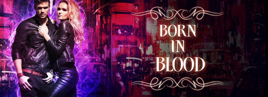 Born In Blood Banner